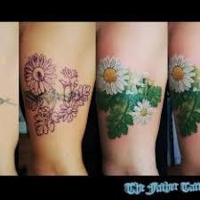 Tetování Předělávky Cover Up Tetování Tattoo