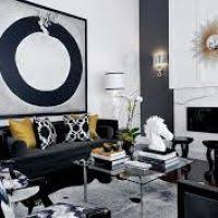 modern black white. fine black black white yellow living room ideas and color modern