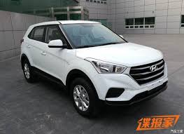 2018 hyundai creta review. fine creta 2018 hyundai creta 2018 ix25 front three quarters spy shot on hyundai creta review i