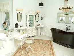 shabby chic area rugs picturesque bathroom area rugs on copper bathtub shabby chic with antique rug shabby chic area rugs