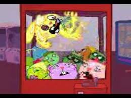 Happy Tree Friends Vending Machine