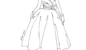 Barbie Coloring Pages Fashion Fairytale Fashionistas Designer Free