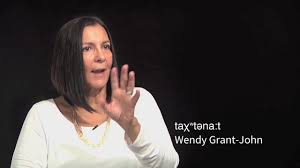 Wendy Grant-John talks about sharing cultural knowledge - YouTube