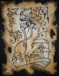 servant of nyarlathotep cthulhu larp necronomicon magick occult horror by zarono