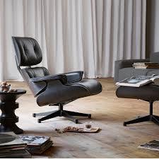 Eames Chair With Ottoman Eames Lounge Chair Ottoman Vitra Ambientedirectcom