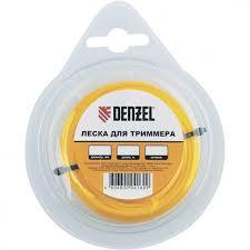 <b>Леска для триммера DENZEL</b> 96181 - отзывы покупателей на ...