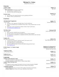 Microsoft Word 2010 Resume Template Resume Microsoft Word Resume Templates Microsoft Word 24 Resume 1
