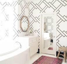 White bathroom, Black white bathrooms ...