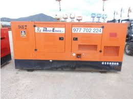 GESAN Volvo TAD 740 GE - 250 kVA | DPX-1027 generator set from ...