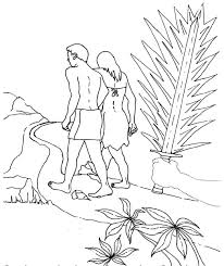 Small Picture adam and eve hiding from God coloring page Google Search Awana