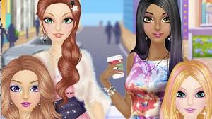 fantastic fashion salon makeup games for s spa make up and dress up the pretty las