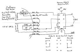 capacitor start run induction motor wiring diagram for single how to wire a single phase motor forward and reverse at Ac Motor Reversing Switch Wiring Diagram