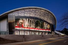 Stegeman Coliseum Concourse Renovation University Architects