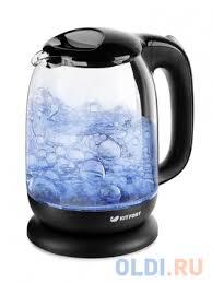 <b>Чайник электрический Kitfort КТ-625-5</b> 1.7л. 2200Вт черный ...