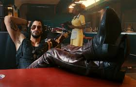 Keanu Reeves Takes The Stage as Johnny Silverhand in New 'Cyberpunk 2077'  Trailer - Bloody Disgusting