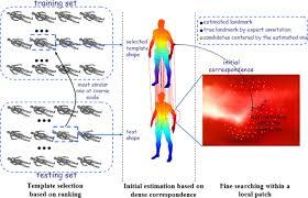 anatomical landmark detection on 3d