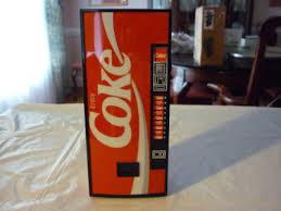 Coca Cola Vending Machine Radio Unique Coca Cola Coke Vending Machine Radio Model 48 In Great Condition