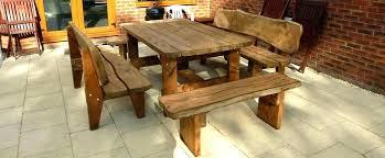 diy rustic patio furniture rustic patio set rustic patio furniture sets best rustic outdoor dining tables
