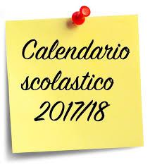 Risultati immagini per IMMAGINI CALENDARIO SCOLASTICO 2018