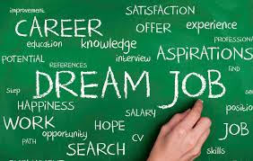 create your dream job your true meaning