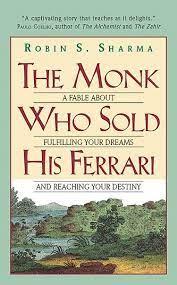 The Monk Who Sold His Ferrari Buch Versandkostenfrei Bei Weltbild De