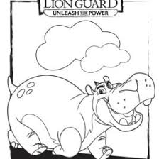 Small Picture The Lion Guard Coloring Pages Unleash The Power Coloring