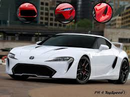 2019 Toyota Supra Review - Top Speed. »  Speed