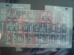 2000 acura integra gsr fuse diagram 2000 wiring diagrams