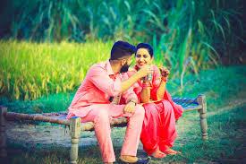 112 punjabi couple wedding images wallpaper photo free