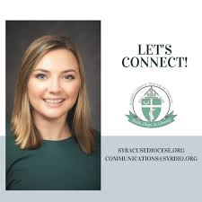 Hi, I'm Gabrielle Gleason and I am the... - Diocese of Syracuse ...