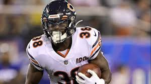 Chicago Bears Wr Depth Chart Chicago Bears Final 53 Man Roster Heavy Com