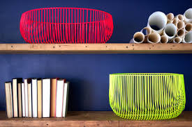 wire furniture. colorful wire furniture 00