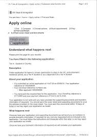 covering letter format for uk dependent visa fresh goldman