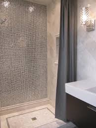 bathroom glass floor tiles. Glass Mosaic Shower Tiles Bathroom Floor
