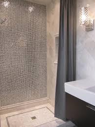 glass mosaic shower tiles