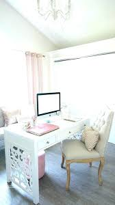chic office design. Shabby Chic Home Office. Cottage Decor Office Design Pink Modern S
