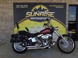 arkansas cvo springer fxstsse softail custom cruiser motorcycles