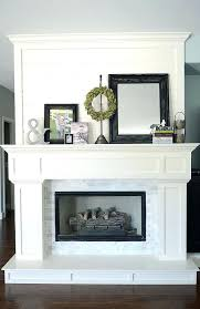 redo fireplace surround 7 tips for designing an eye catching fireplace mantels fireplace mantel and painted