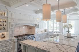 Modern Traditional Kitchen Kitchen Design Juniper Drive Hamptons Meets Hotel In This Light
