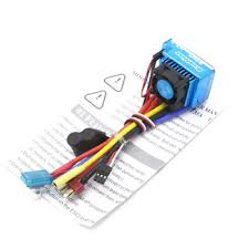 Waterproof 45A/60A/80A/120A Brushless ESC Electric Speed ...