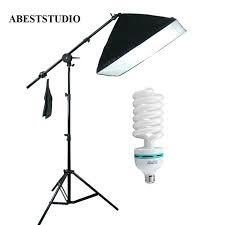 abeststudio photo studio set continuous lighting kit softbox 1 135w photography photo 1 light
