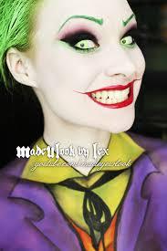 makeup ideas joker makeup female the joker by madeulookbylex on deviantart lex madeyewlook on you
