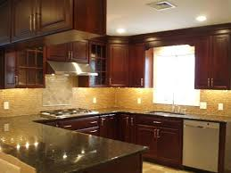 cherry cabinets with granite cherry kitchen cabinets cherry kitchen cabinets with dark granite countertops