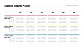 Project Roadmap Templates Project Roadmap Template Free Download