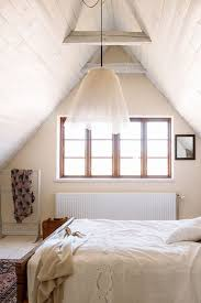 Home bunk rooms cottage bedroom attic bedroom small bedroom layouts house loft these attic room ideas will have you making extra space for an attic bedroom, office or guest room! 16 Dreamy Attic Rooms Sloped Ceiling Design Ideas
