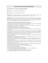 Coo Resume Template Coo Job Descriptionplate Resume Examples Sample For Insurance 66