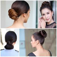 Different Bun Hairstyles Different Types Of Bun Hairstyles For Women In 2018 Haircuts