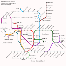 Airport Express Fare Chart Hong Kong Mtr Route Map Fares And Journey Time