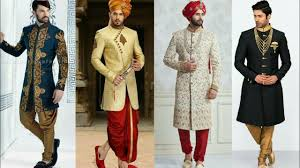 latest indian traditional wedding dresses for men 2017 designer sherwani collection party wear