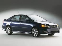 Pre-Owned 2005 Toyota Corolla S 4D Sedan in Toledo #175516 | Jim ...